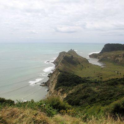 Suite route Waikatane-Gisborne
