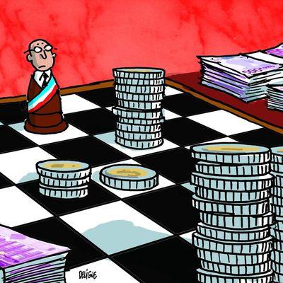 Le salaire de la politique : il y a élus locaux et élus locaux…
