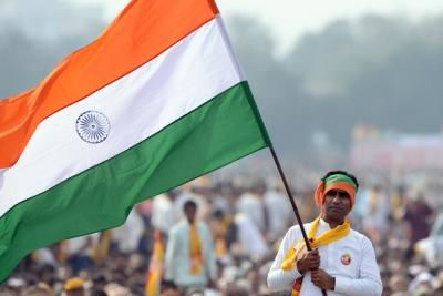 Les élections législatives en Inde !