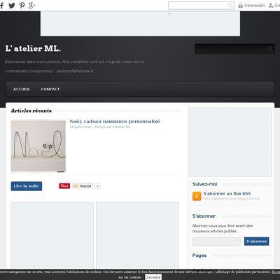 L' atelier ML.