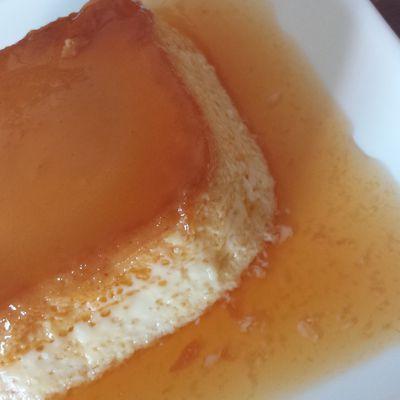 crème caramel à la noix de coco                                                                                              كريم كراميل بنكهة الكوك