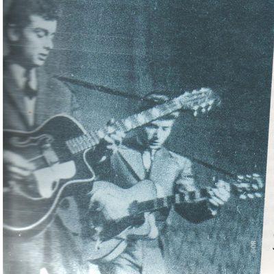 Johnny Hallyday : un costume de scène à l'origine de sa carrière en solo.