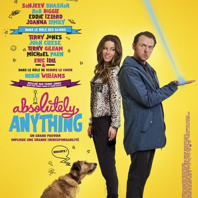 Absolutely Anything, de Terry Jones