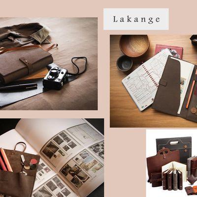 Lakange, maroquineries et accessoires haut de gamme