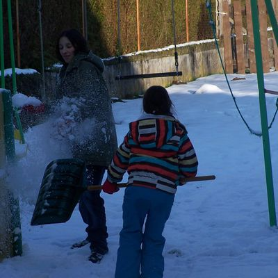 Tenue de ski 10 ans