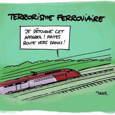 Terrorisme ferroviaire