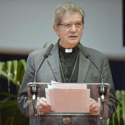 Mgr Ulrichet le Front national: « On ne peut être catholique, c'est-à-dire universel, et xénophobe »