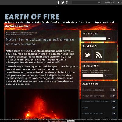 Earth of fire