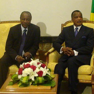 Congo-Brazzaville/Guinée: La Guinée et Alpha Condé blaguent avec l'argent congolais et l'envoient à Dubaï !