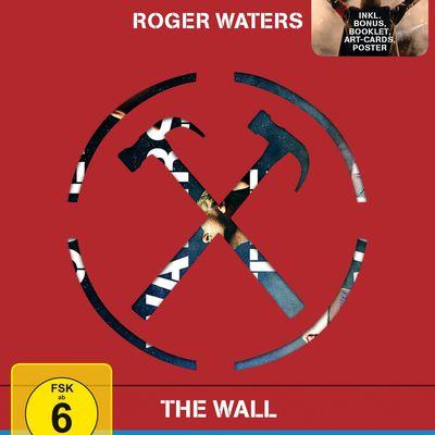 Roger Waters - The Wall en coffret 2blu-ray édition spéciale