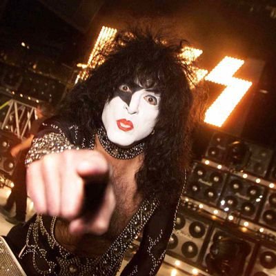 Happy birthday, Paul Stanley