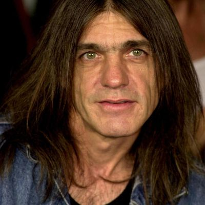 Happy birthday, Malcolm Young