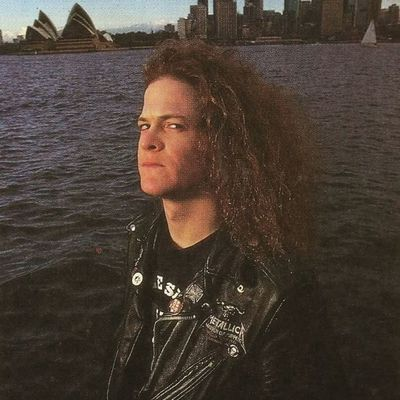 Happy birthday, Jason Newsted