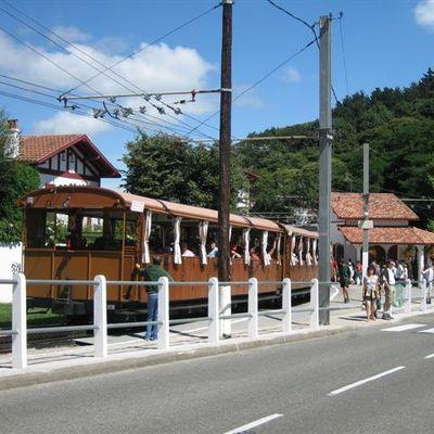 Le train de la Rhune, un chemin de fer touristique au Pays Basque