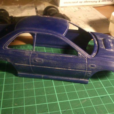 Subaru Impreza WRX STi coupe 99 n°2 (fév/15)