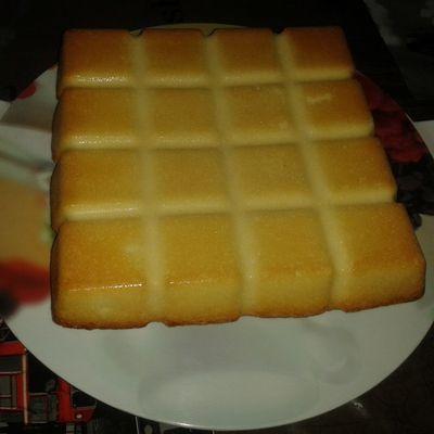 Gâteau neige momix