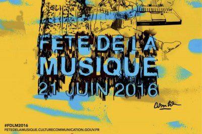 Fête de la Musique 2016 à la Cathédrale de Soissons