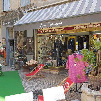 Boutique Jean-François Harold's / J.POVEDA