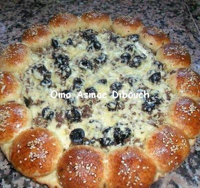Pizza de Omo asmae