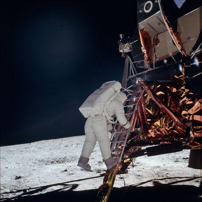 Les clichés exceptionnels du Projet Apollo