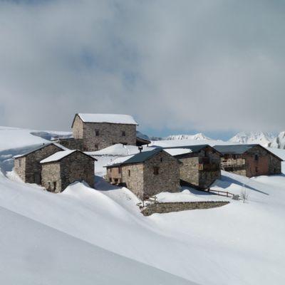 Le Lachat (2000 m).