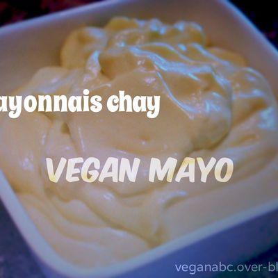 Mayonnais chay - Vegan Mayo