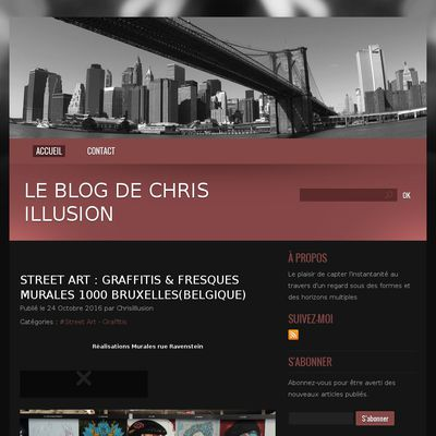 Le blog de Chris Illusion