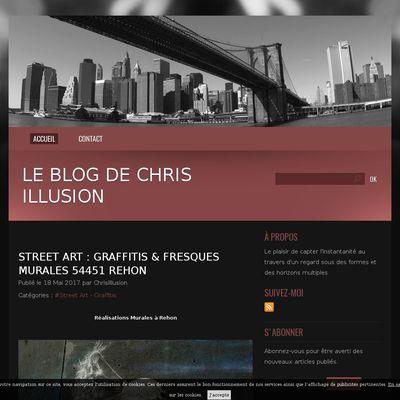 Le blog de Chris Illusion