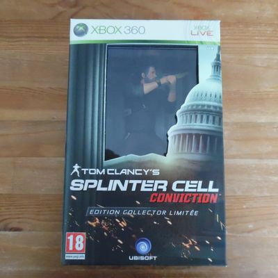 SPLINTER CELL CONVICTION COLLECTOR