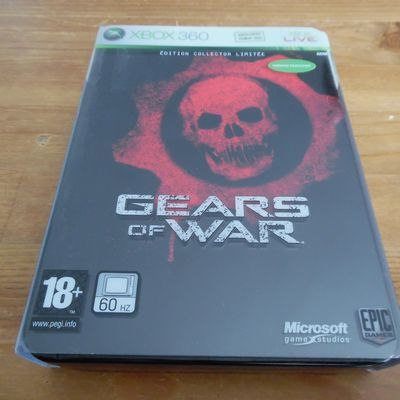 GEARS OF WAR 1 & 2