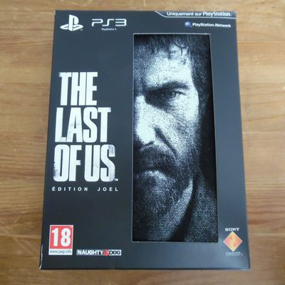 THE LAST OF US EDITION JOEL
