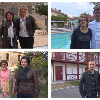 """Les candidats de """"Bienvenue à l'hôtel !"""" du 22 au 26 août sur TF1."""