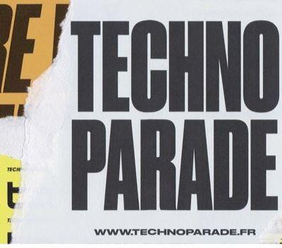 Le nouveau parcours et les chars de la Techno Parade aujourd'hui à Paris.