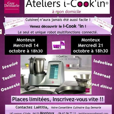 GRAND SHOW I-Cook'in !!!