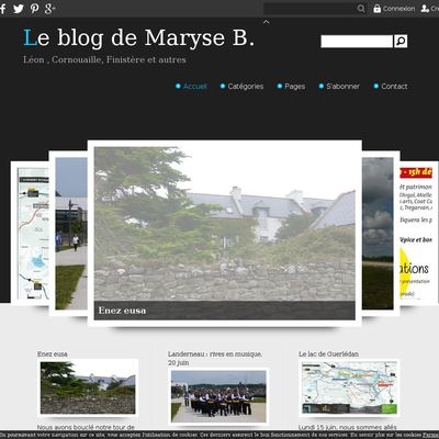Le blog de Maryse B.