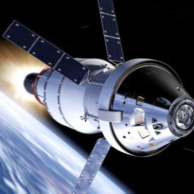 Développement du vaisseau spatial ORION de la NASA