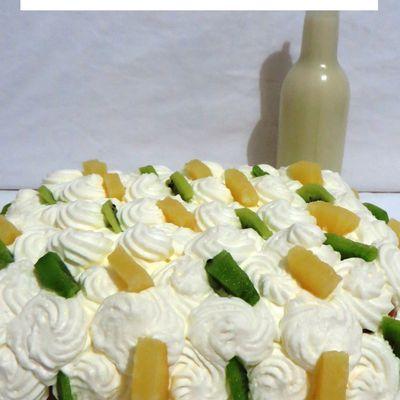 Pastel de Tres Leche ( ou Tres Leche Cake)
