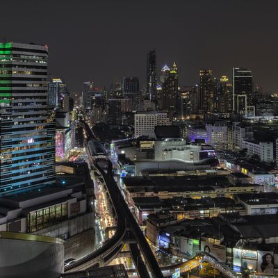 Bangkok by night ...