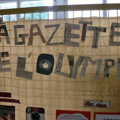 Gazette de l'Olympe !