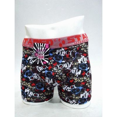"Boxer ""Peace And Love"""