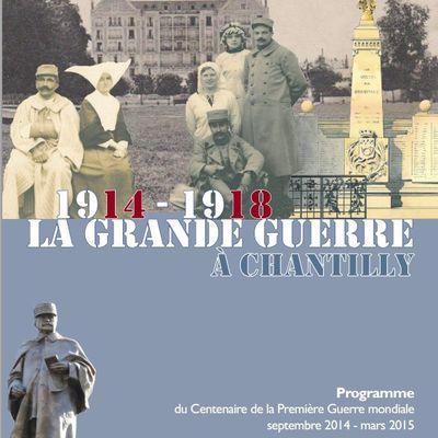 [11/11] Commémorations du 11 novembre - Chantilly