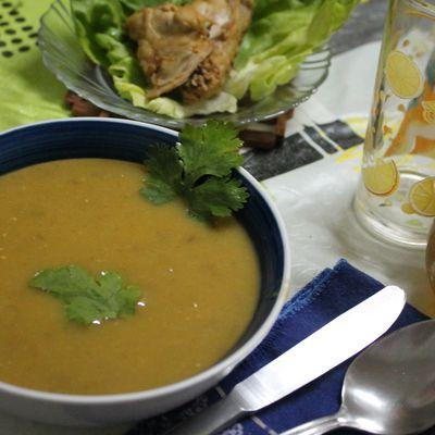Soupe aux légumes (7rira)