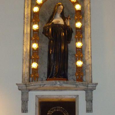 Heilige Rita, een uitzonderlijk voorbeeld!