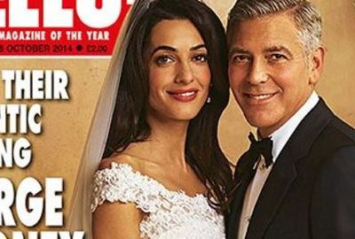 Mme Clooney