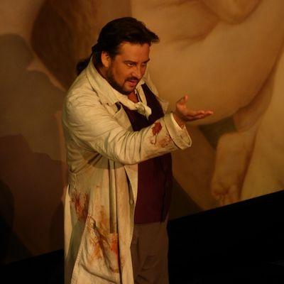 Tosca à Bastille (Reprise 2016) - Le retour de l'artiste.