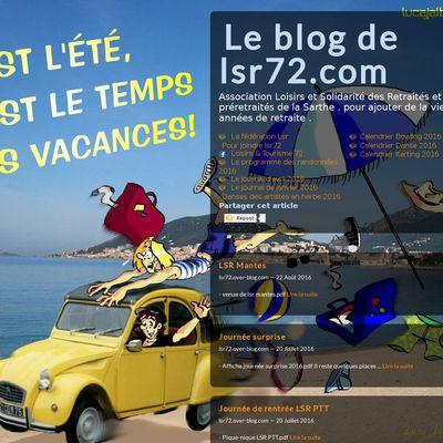 Le blog de lsr72.com