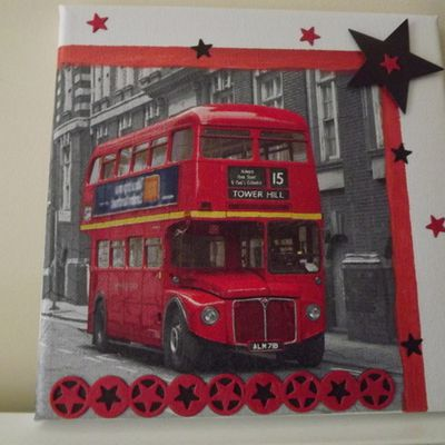 toile Londres