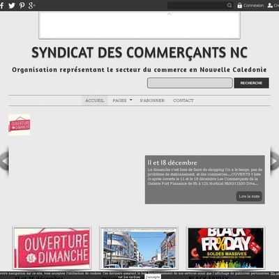 Syndicat des Commerçants NC