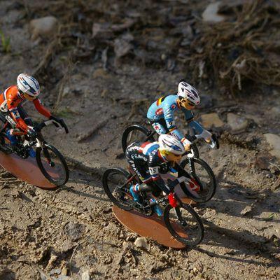 Figurines Championnats du Monde de Cyclo-Cross 2015