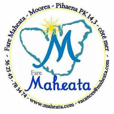 Fare  Maheata pour vos vacances à Moorea
